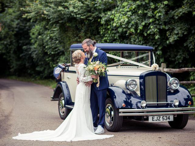 Tara & Dean's wedding