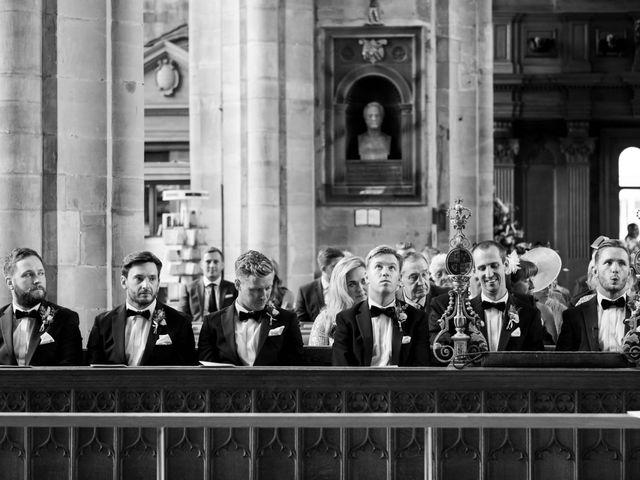 Richard and Nadia's Wedding in Compton Verney, Warwickshire 32