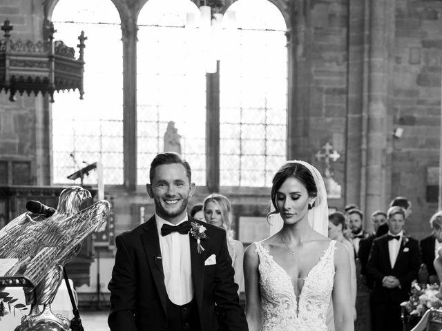 Richard and Nadia's Wedding in Compton Verney, Warwickshire 37
