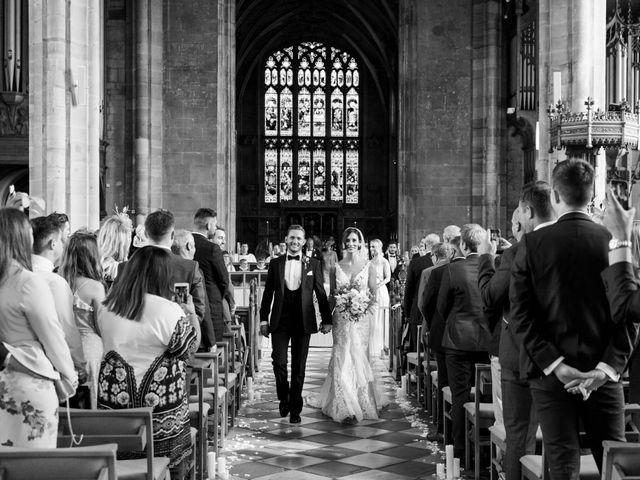 Richard and Nadia's Wedding in Compton Verney, Warwickshire 38