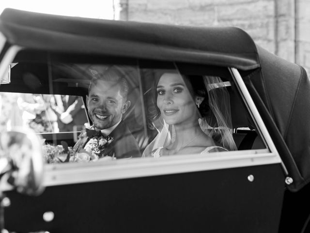 Richard and Nadia's Wedding in Compton Verney, Warwickshire 43