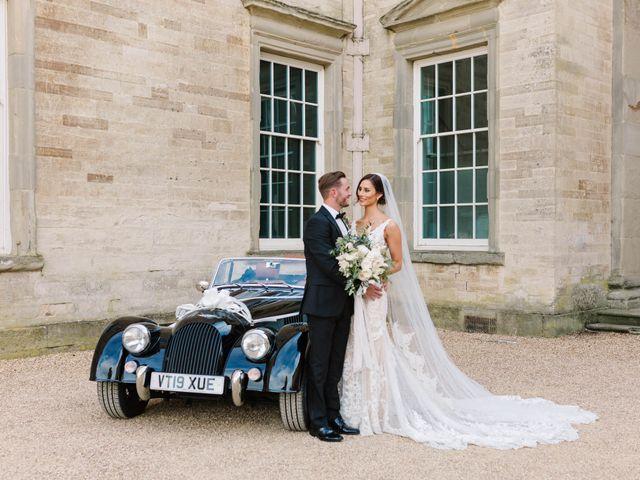 Richard and Nadia's Wedding in Compton Verney, Warwickshire 48