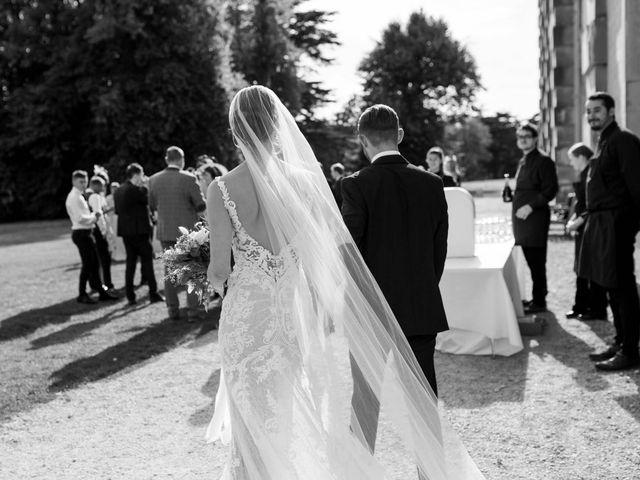Richard and Nadia's Wedding in Compton Verney, Warwickshire 49