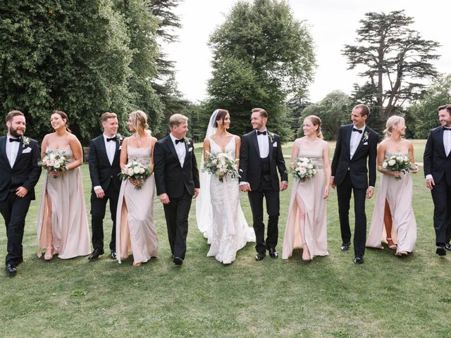 Richard and Nadia's Wedding in Compton Verney, Warwickshire 64