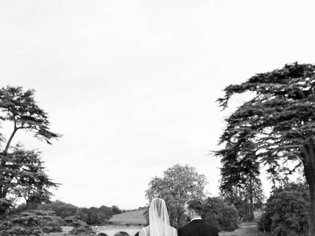 Richard and Nadia's Wedding in Compton Verney, Warwickshire 74