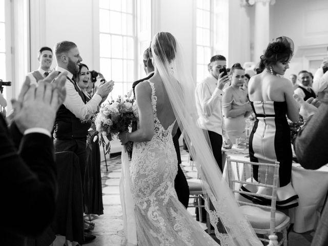 Richard and Nadia's Wedding in Compton Verney, Warwickshire 81