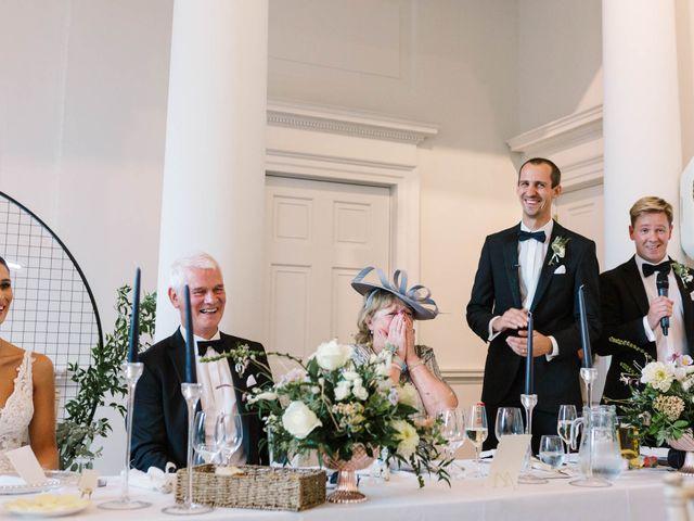 Richard and Nadia's Wedding in Compton Verney, Warwickshire 88