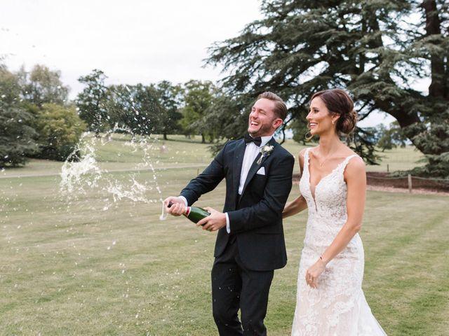 Richard and Nadia's Wedding in Compton Verney, Warwickshire 2
