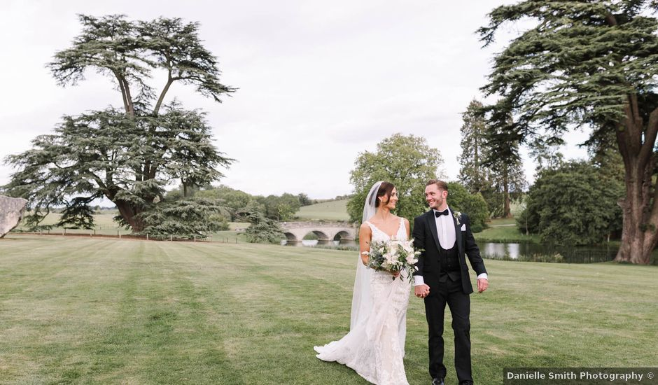 Richard and Nadia's Wedding in Compton Verney, Warwickshire