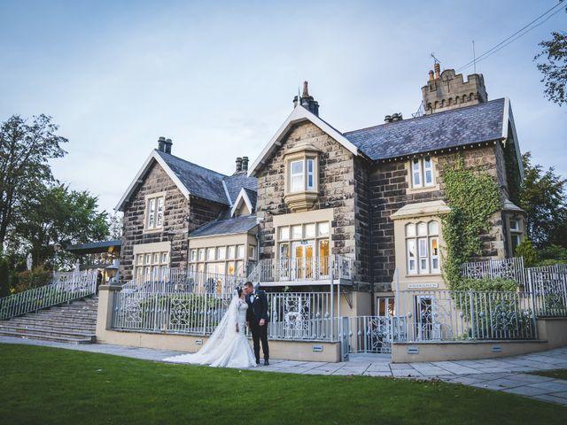 Hannah & Lewis's wedding