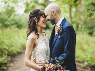 Katie & Adam's wedding