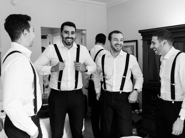 Andy and Sophie's Wedding in Ware, Hertfordshire 19