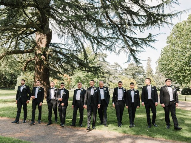 Andy and Sophie's Wedding in Ware, Hertfordshire 24