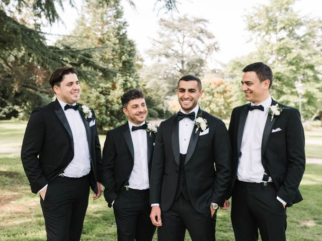 Andy and Sophie's Wedding in Ware, Hertfordshire 25