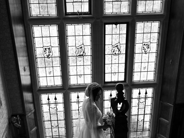 Andy and Sophie's Wedding in Ware, Hertfordshire 33
