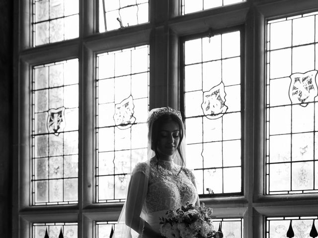 Andy and Sophie's Wedding in Ware, Hertfordshire 36