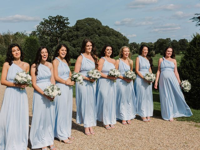 Andy and Sophie's Wedding in Ware, Hertfordshire 37
