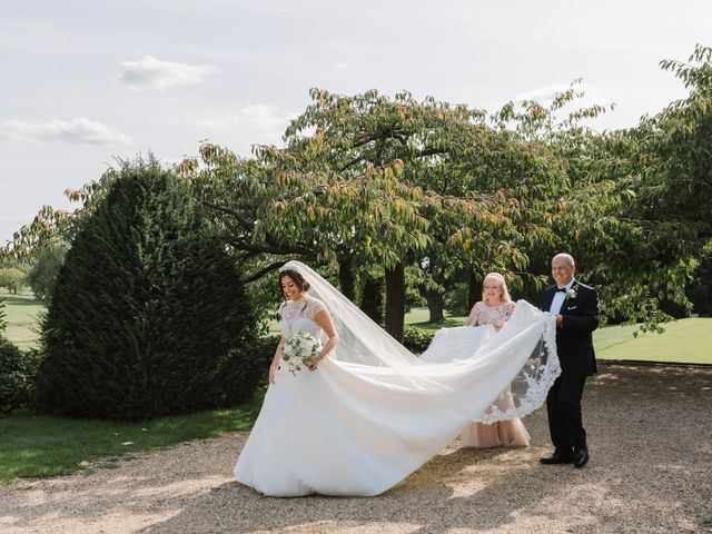 Andy and Sophie's Wedding in Ware, Hertfordshire 38