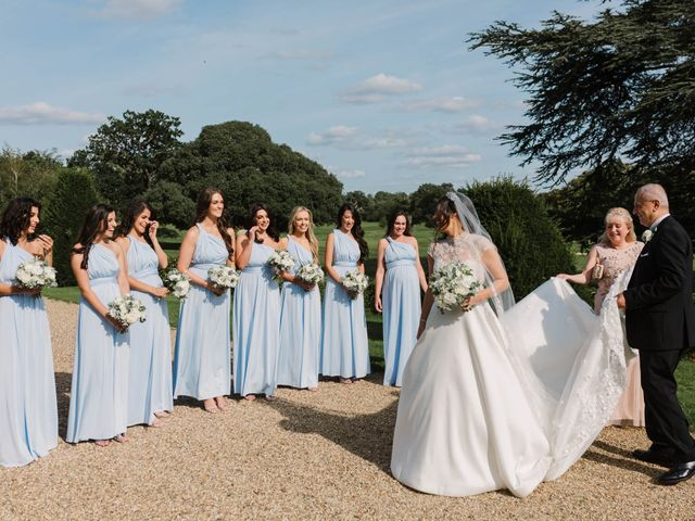 Andy and Sophie's Wedding in Ware, Hertfordshire 39