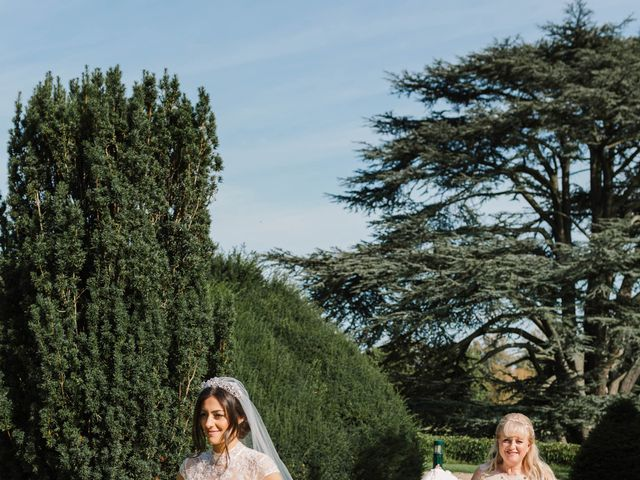 Andy and Sophie's Wedding in Ware, Hertfordshire 41