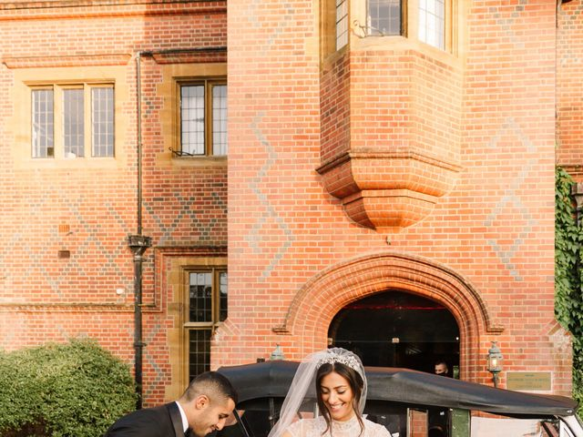 Andy and Sophie's Wedding in Ware, Hertfordshire 1