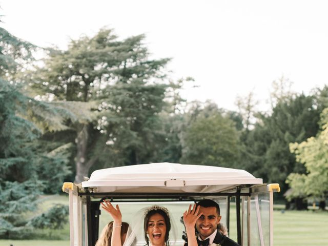 Andy and Sophie's Wedding in Ware, Hertfordshire 59