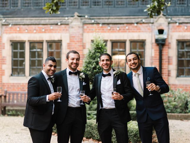 Andy and Sophie's Wedding in Ware, Hertfordshire 69