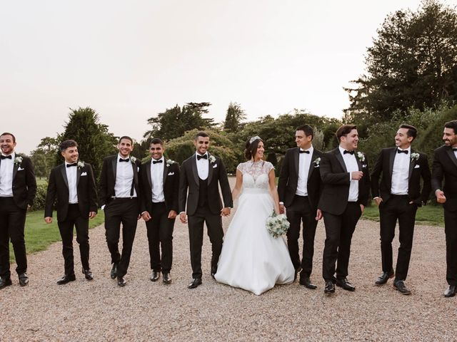 Andy and Sophie's Wedding in Ware, Hertfordshire 76