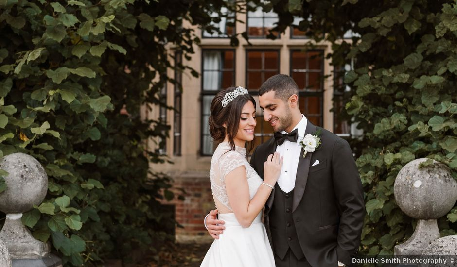 Andy and Sophie's Wedding in Ware, Hertfordshire