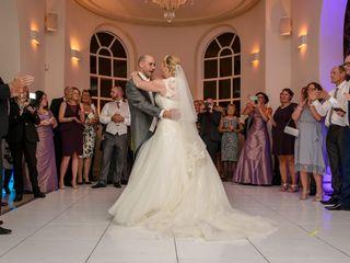 Carla & Mickey's wedding