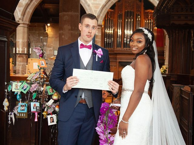 Jessie & Bobby's wedding