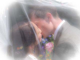Roxy & Christopher's wedding
