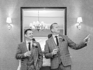 Rhian & Rhys's wedding 2