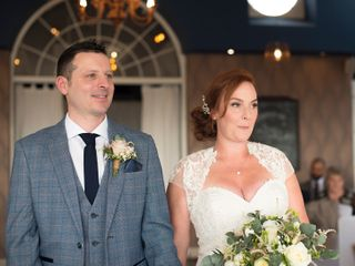 Rhian & Rhys's wedding