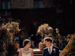 Joanna & Calum's wedding