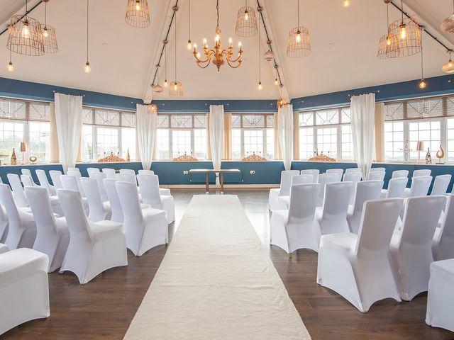 Rhys and Rhian's Wedding in Llanelli, Carmarthenshire 1