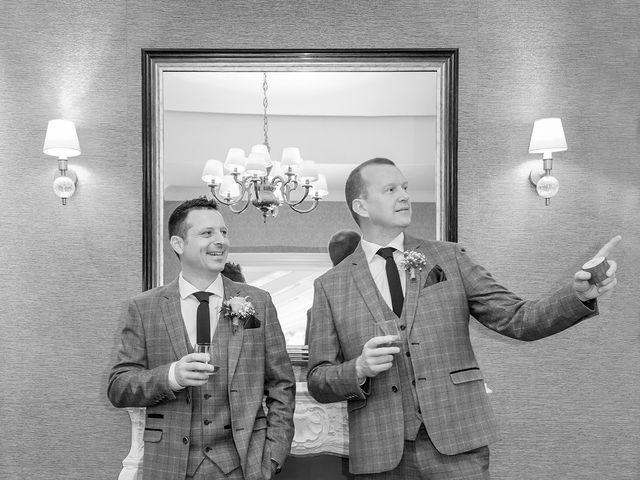 Rhys and Rhian's Wedding in Llanelli, Carmarthenshire 3