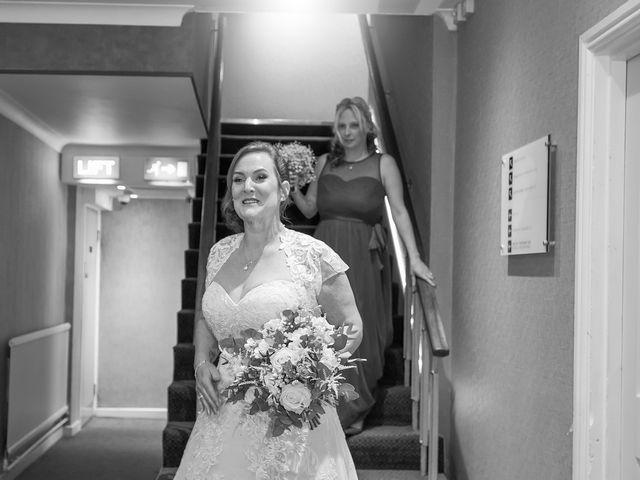 Rhys and Rhian's Wedding in Llanelli, Carmarthenshire 6