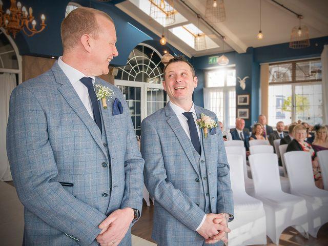 Rhys and Rhian's Wedding in Llanelli, Carmarthenshire 9