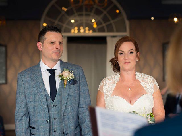 Rhys and Rhian's Wedding in Llanelli, Carmarthenshire 10