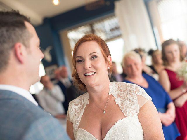 Rhys and Rhian's Wedding in Llanelli, Carmarthenshire 11