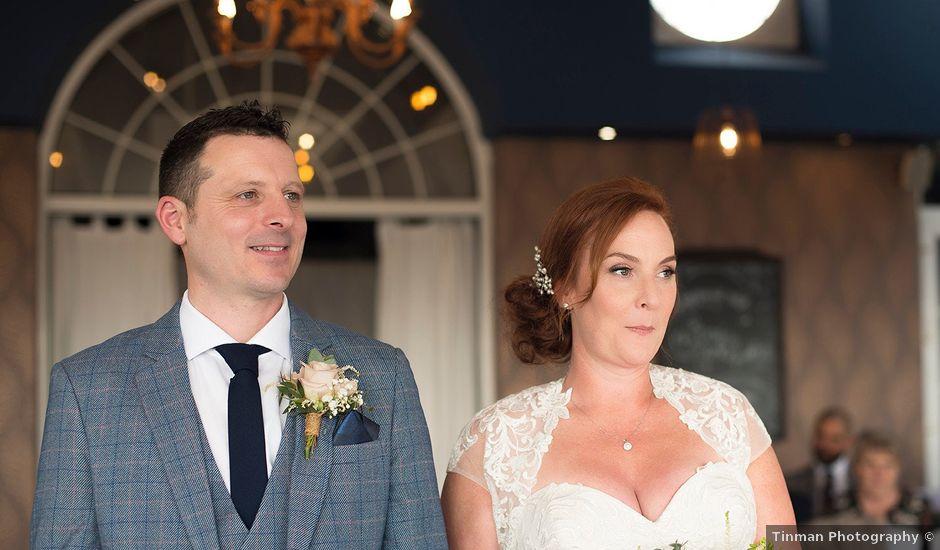 Rhys and Rhian's Wedding in Llanelli, Carmarthenshire