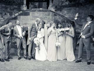 Eleanor & John's wedding