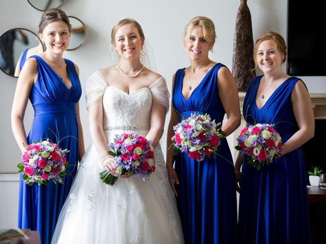 Sam and Katie's Wedding in Old Windsor, Berkshire 21