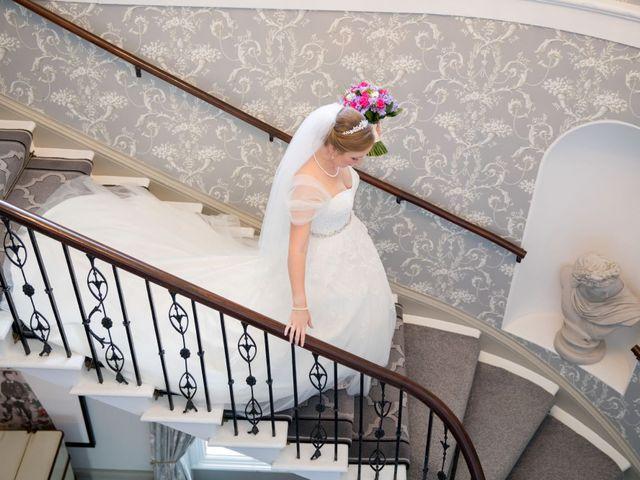 Sam and Katie's Wedding in Old Windsor, Berkshire 1