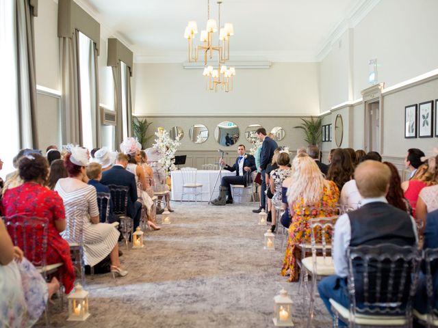 Sam and Katie's Wedding in Old Windsor, Berkshire 22