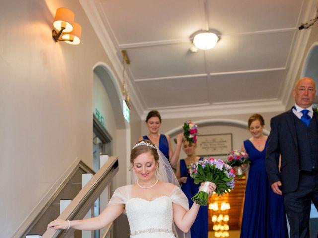 Sam and Katie's Wedding in Old Windsor, Berkshire 25