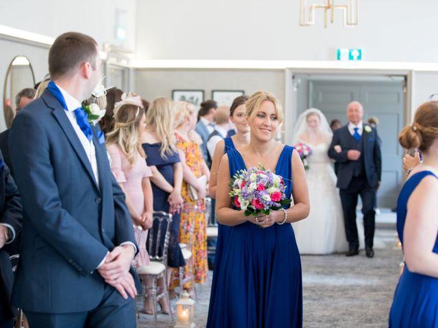 Sam and Katie's Wedding in Old Windsor, Berkshire 26