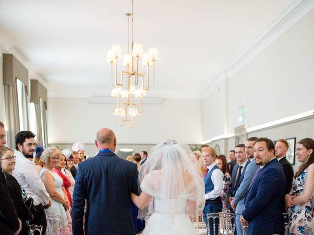 Sam and Katie's Wedding in Old Windsor, Berkshire 27