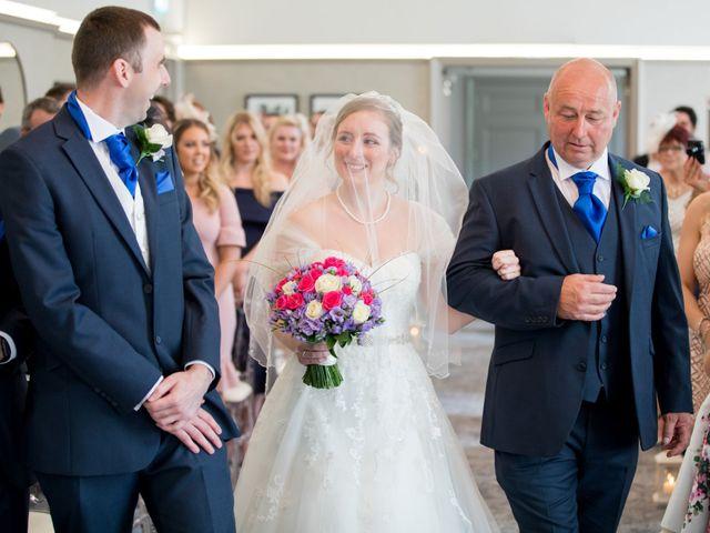 Sam and Katie's Wedding in Old Windsor, Berkshire 2